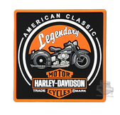 Harley-Davidson® American Classic Motorcycle 2.5