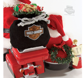 Harley-Davidson® Good Day For a Ride Brown Village Model Accessory by Dept. 56 4051965