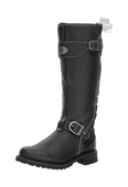 ** SIZE 6 & 11 ONLY ** Harley-Davidson® Womens Lenehan Black Leather High Cut Boot