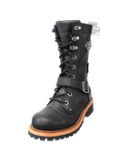 Harley-Davidson® Womens Albara Black Leather High Cut Boot - H-D® Dealer Exclusive