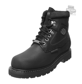 Harley-Davidson® Womens Bedon Waterproof Black Leather Low Cut Boot