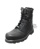 Harley-Davidson® Mens Jay Black Leather Mid Cut Boot - H-D® Dealer Exclusive