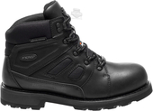 Harley-Davidson® Mens Edison FXRG Waterproof Black Leather Low Cut Boot - H-D® Dealer Exclusive