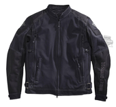 ** SIZE 5X ONLY ** Harley-Davidson® Mens Dark Shadows Reflective with Removable Liner Functional Jacket