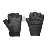Harley-Davidson® Mens Stag H-D Name Comfort Seams Perforated Black Leather Fingerless