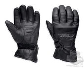 ** BIG SIZES ONLY ** Harley-Davidson® *GMAR* Mens Generations Insulated with Draw Cord Cuff Closure Full Finger Glove