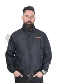 Harley-Davidson® Mens Heated Plug-In 12V Black Functional Jacket Liner
