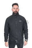 Harley-Davidson® Mens Heated One-Touch Programmable 12V Black Functional Jacket Liner