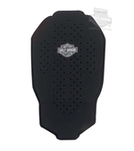 Harley-Davidson® B&S Tri-Layer 3D Mesh Back Black Body Armor