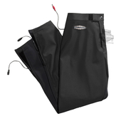Harley-Davidson® Mens Heated One-Touch Programmable 12V Black Functional Pant Liner