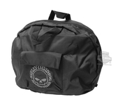 Harley-Davidson® Mens Willie G Skull Full Helmet Black Nylon Bag
