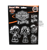 Harley-Davidson® Family Decal Kitz™