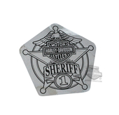 Harley-Davidson® Sheriff Original Small Decal