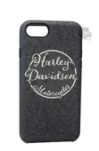 Harley-Davidson® Roses iPhone 2pc Shock Absorbing Phone Shell