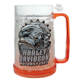Harley-Davidson® Mens Eagle Engine 15 oz. Refreezable Mug