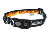Harley-Davidson® Abstract Flames Sublimated 1