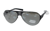 Harley-Davidson® HD201502C Matte Black Frame Silver Flash Lens Sunglasses by Marcolin Eyewear