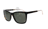 Harley-Davidson® HD203052Q Dark Havana Frame Green Mirror Lens Sunglasses by Marcolin Eyewear