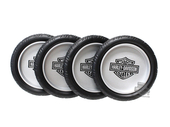 Harley-Davidson® H-D B&S Tire Coasters