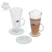Harley-Davidson® H-D Flames with B&S Irish Coffee Mug Set