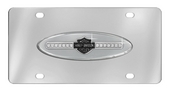 Harley-Davidson® Front Plate Clear Swarovski® Auto Bling®