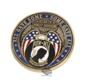 Harley-Davidson® Freedom is Not Free POW-MIA 1.75