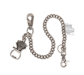 Harley-Davidson® Mens Engine Bottle Opener Wallet Chain by LODIS