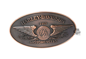 Harley-Davidson® Womens Genuine Freedom Wings Buckle by LODIS