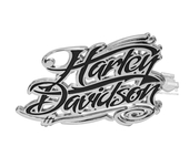 Harley-Davidson® Womens Signature Script H-D Name Buckle by LODIS