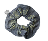 ** 5 for $5 ** Harley-Davidson® Womens H-D Sublimated Grey Polyester Hair Scrunchie *CIJ*