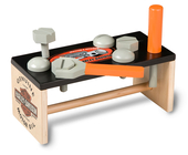 Harley-Davidson® Kids Wooden Work Bench