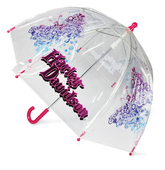 Harley-Davidson® Girls Butterfly Motorcycles Umbrella