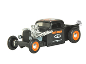 Harley-Davidson® 1936 Chevy® Pickup Pinstriped Trademark B&S Matte Black Model 1:64 Scale