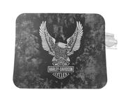 Harley-Davidson® Upwing Eagle with B&S Black Mousepad