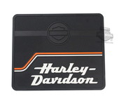 Harley-Davidson® H-D Stacked Name with B&S Utility Mat