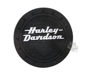 Harley-Davidson® H-D Stacked Name with B&S Auto Coaster