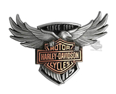Harley-Davidson® 115th Anniversary Limited Release Collector Pin