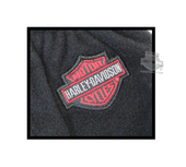 Harley-Davidson® Girls Youth Arctic Fleece Red Embroidered 3 piece Set Black *40th* SG42-0270