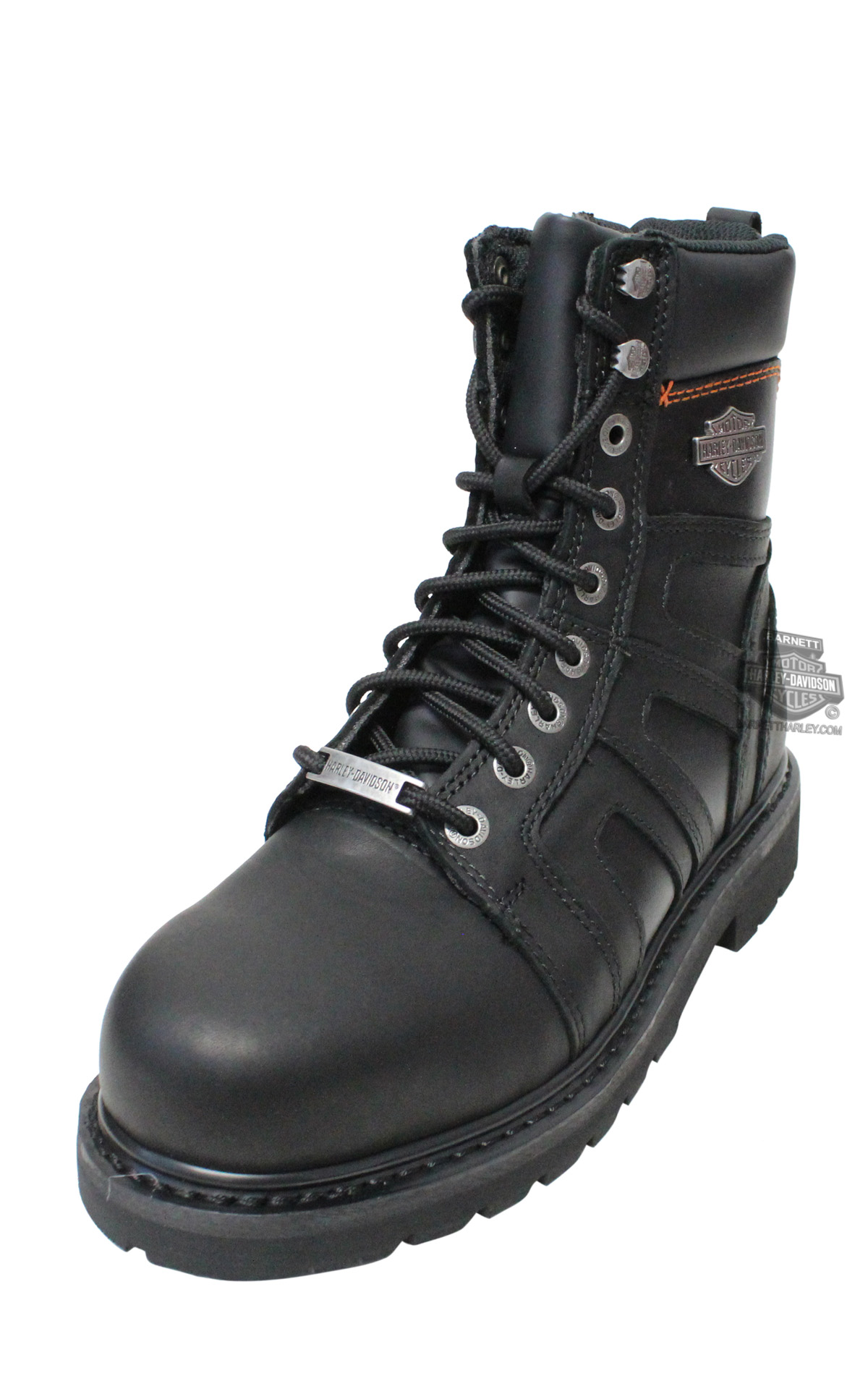 93177 harley davidson 174 mens craig steel toe black