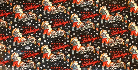 harley davidson wrapping paper Discover unique designs and quality wrapping paper at innisbrook wraps enjoy our selection of christmas, birthday, wedding, kids, and kraft gift wrap.