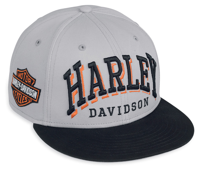 Harley Davidson Fitted Hats: Harley Davidson New Era Hat