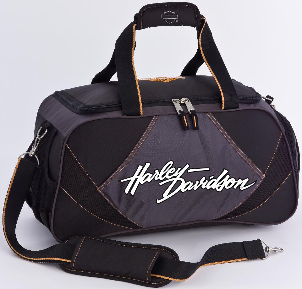 Harley Davidson Travel Bag With Wheeled