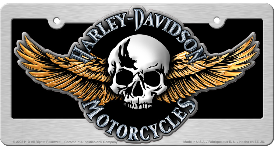 Custom Car Decals together with Harley Davidson Logo Rides Without Words likewise 2139428810017250303 additionally Products license plate car part clocks plaques likewise 1. on mercedes benz logo license plate