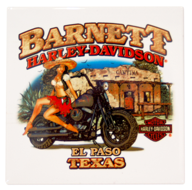 Barnett Harley Davidson. followers barnettbikergear ( barnettbikergear's feedback score is ) % barnettbikergear has % Positive Feedback. We are the World Famous Barnett Harley-Davidson dealership located in El Paso, TX. We're your source for closeout pricing on Harley-Davidson licensed product clothing items.