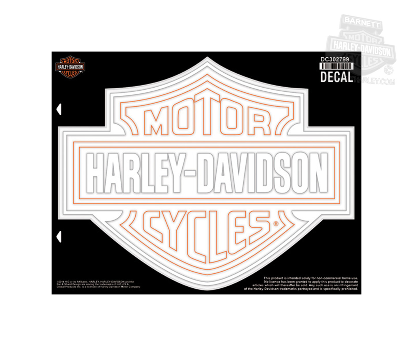 harley davidson logo outline Car Tuning