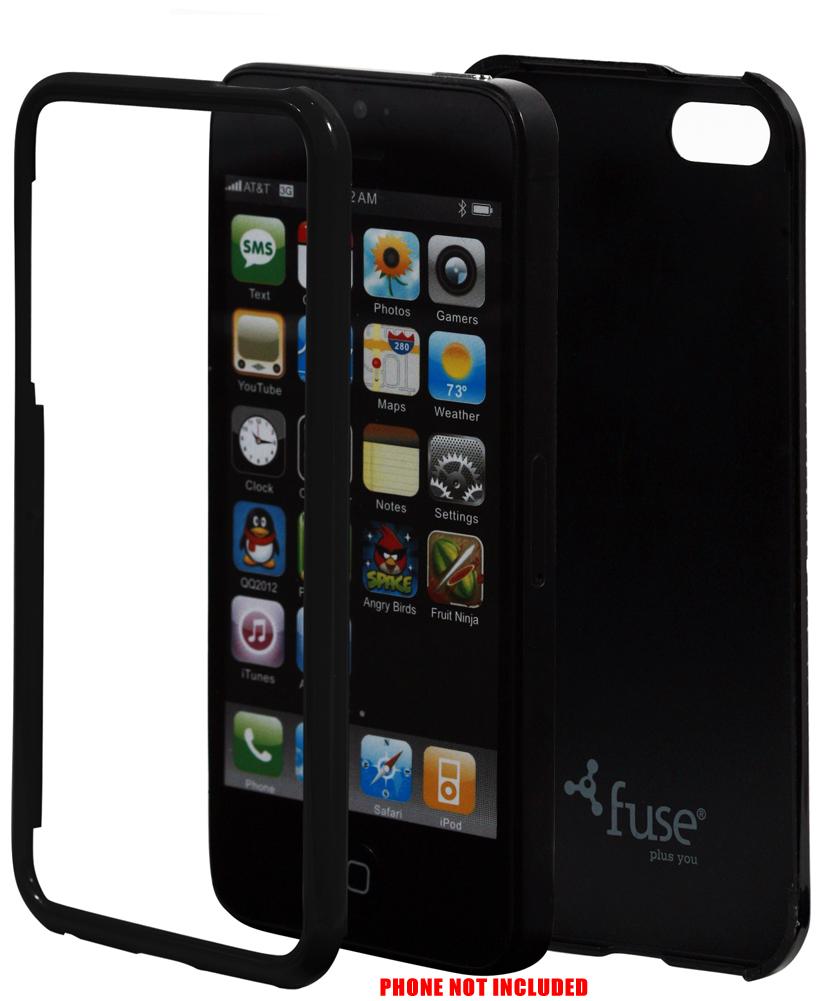 fg07455 - harley-davidson® iphone 5 b&s with flame black