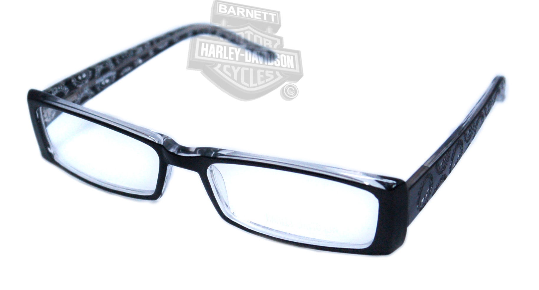 Harley-Davidson Hd3002Blk Reading Glasses