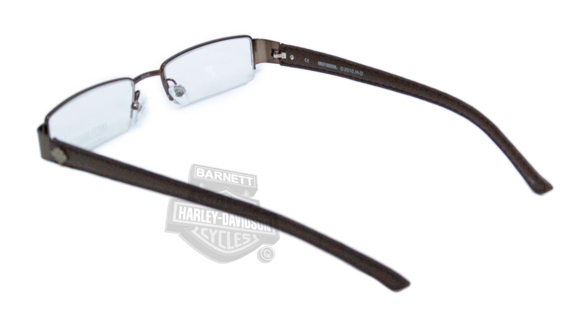 harley davidson hd3006brn brown frame reading glasses by viva eyewear hd3006brn