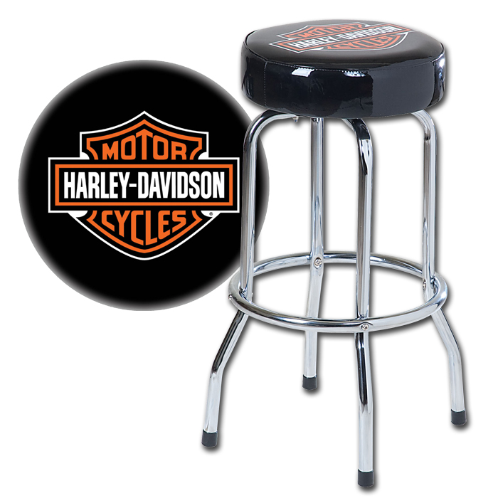 Hdl 12124 Harley Davidson 174 B Amp S Bar Stool Single