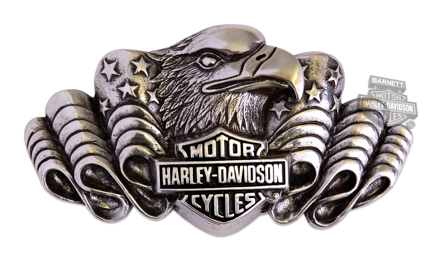 Harley Davidson Bar And Shield With Eagle